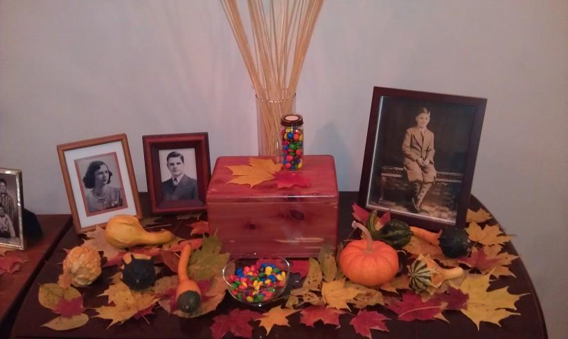 grandpas altar